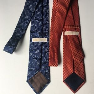 Two Michel Kors beautiful ties